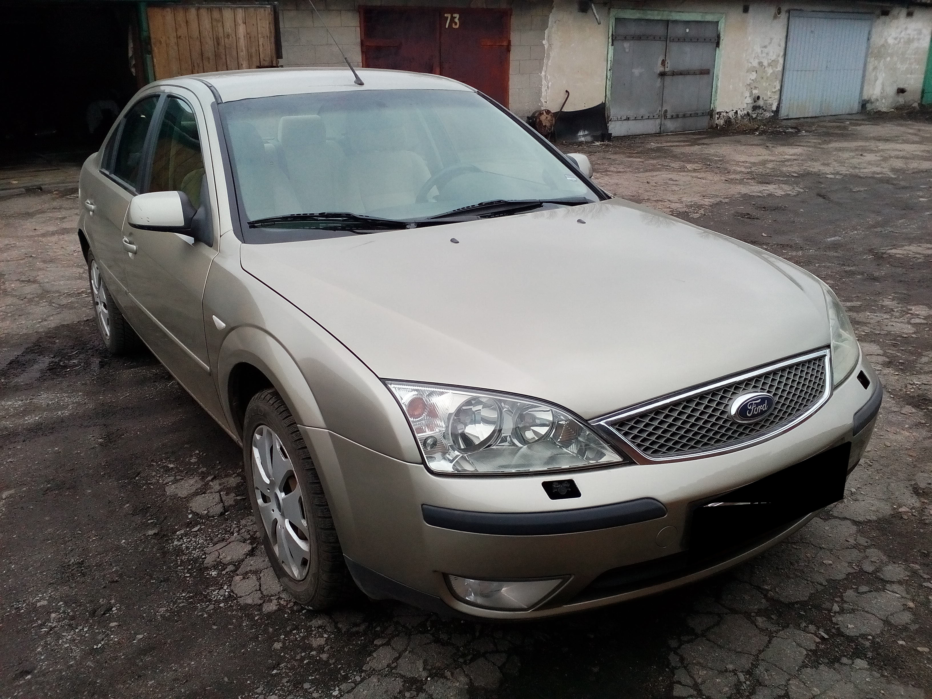 Ford Mondeo III Седан 2.0 AT/MT (145 л.с.)