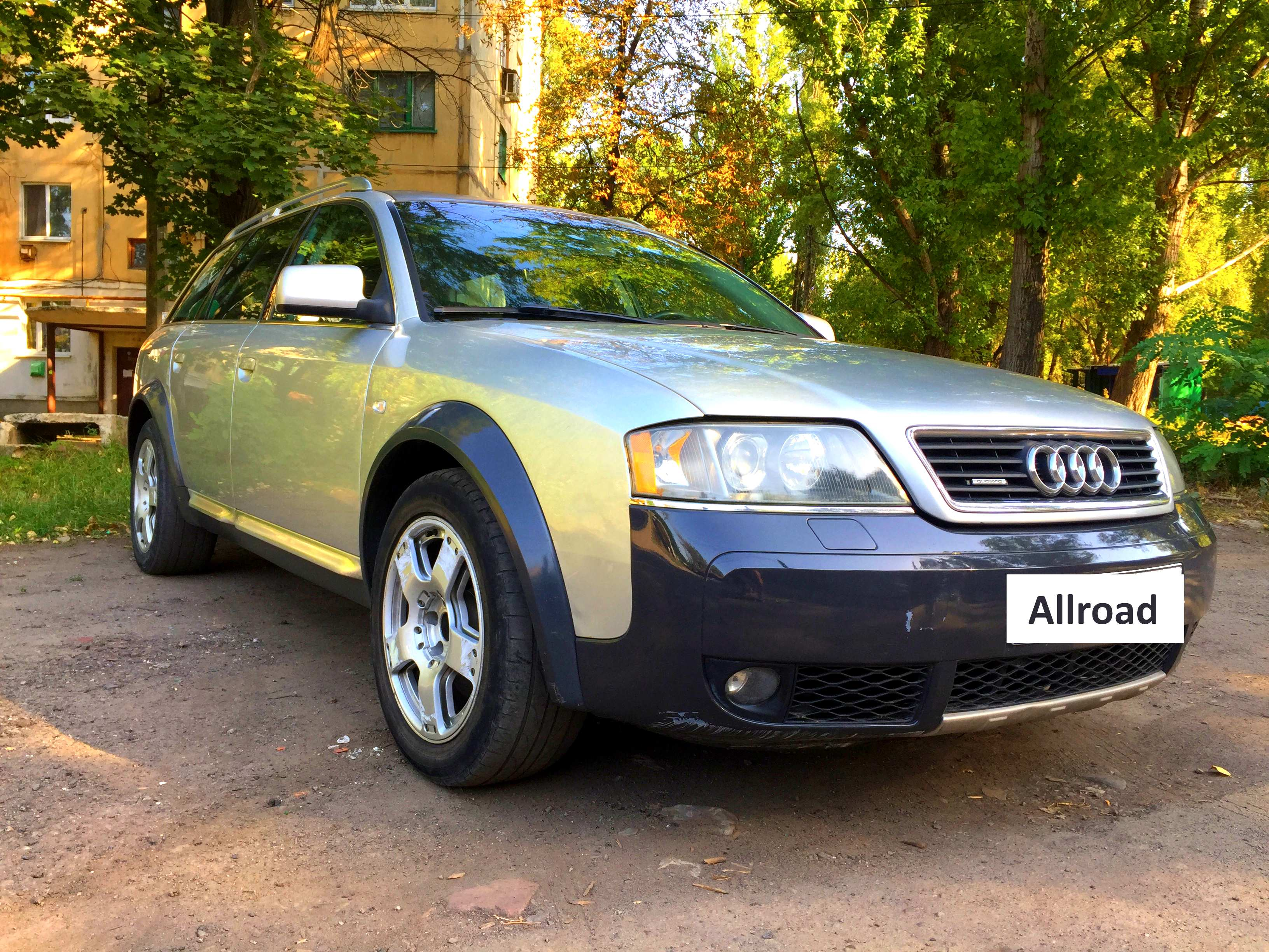 Audi A6 Allroad I (C5) 2.7 AT (250 л.с.) 4WD