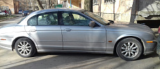 Jaguar X-Type Седан 3.0 AT/MT (231 л.с.) 4WD