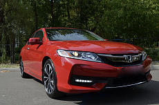 Honda Accord IX Купе 3.5 AT (281 л.с.)