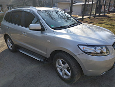 Hyundai Santa Fe II 2.2d AT (150 л.с.)