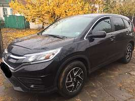 Honda CR-V IV 2.4 AT (190 л.с.)