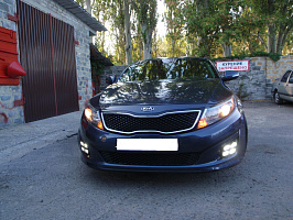 Kia Optima III (K5) 2.4 AT (180 л.с.)