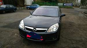 Opel Vectra C Седан 2.2 AT/MT (155 л.с.)