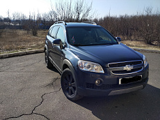 Chevrolet Captiva I 2.0d MT (150 л.с.) 4WD