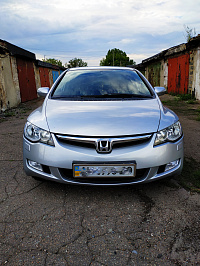 Honda Civic VIII Седан 1.8 MT (140 л.с.)