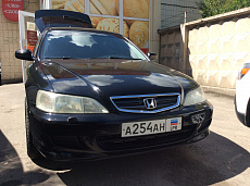 Honda Accord VI Хэтчбек 5 дверей 1.9 AT/MT (136 л.с.)