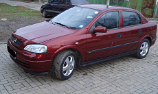 Opel Astra G Седан 1.6 AT (101 л.с.)