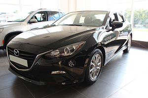 Mazda 3 III Седан 2.0 AT (150 л.с.)