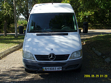 Mercedes-Benz (Германия) Mercedes-Benz Sprinter полная масса от 3,5 до 12 т