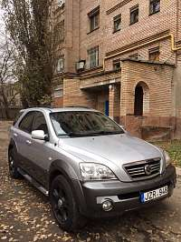 Kia Sorento I 2.5d AT/MT (140 л.с.) 4WD