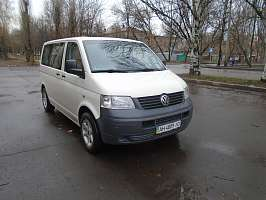 Volkswagen Multivan T5 2.5d AT/MT (131 л.с.)