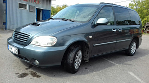 Kia Carnival III 2.9d AT/MT (160 л.с.)