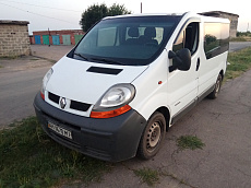 Renault Trafic 1.9 dCi (100 Hp)