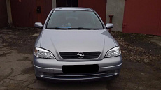 Opel Astra 2000 год