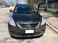 Nissan Versa II 1.6 AT/MT (110 л.с.)
