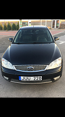 Ford Mondeo III Седан 2.2d MT (155 л.с.)