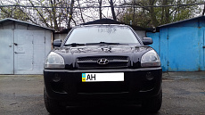 Hyundai Tucson I 2.7 AT (173 л.с.)