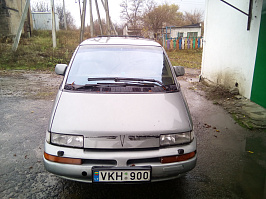 Pontiac Trans Sport I 3.8 AT (175 л.с.)