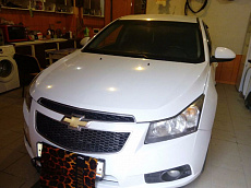 Chevrolet Cruze АТ 10г.