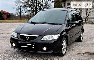 Mazda Premacy I (CP) 2.0 AT/MT (145 л.с.)