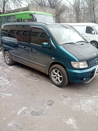 Mercedes-Benz V-classe 2.2d AT/MT (122 л.с.) 220