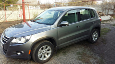 Volkswagen Tiguan I 2.0 AT (200 л.с.) 4WD