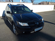 Mitsubishi Outlander I 2.4 AT (139 л.с.)