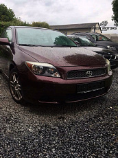 Scion tC I 2.4 MT (160 л.с.)