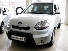 Kia Soul II 2.0 AT (164 л.с.)