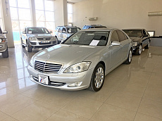 Mercedes-Benz S-klasse V (W221) 5.5 AT (388 л.с.) 550
