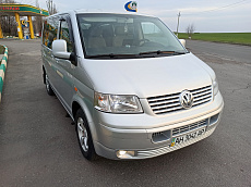 Volkswagen Caravelle (T5) 2.5 TDI PD (130 Hp)
