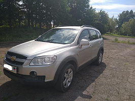 Chevrolet Captiva I 2.0d AT (150 л.с.)