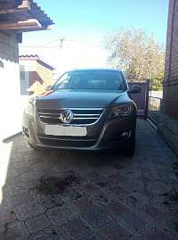 Volkswagen Tiguan I 2.0 AT (170 л.с.) 4WD