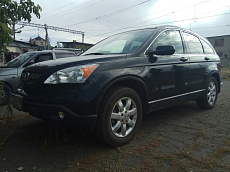 Honda CR-V II 2.4 AT (162 л.с.) 4WD