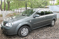 Chevrolet Lacetti Седан 1.6 AT (109 л.с.)