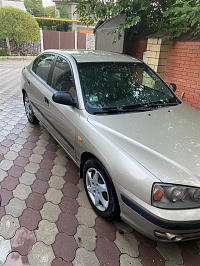 Hyundai Elantra I (J1) 1.6 AT/MT (114 л.с.)