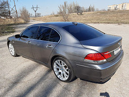 BMW 7er IV (E6x) 3.0d AT (231 л.с.) 730Li