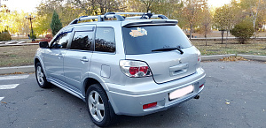 Mitsubishi Outlander I 2.4 AT/MT (160 л.с.) 4WD