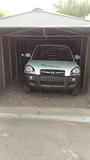 Hyundai Tucson II 2.4 AT (182 л.с.) 4WD