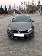 Volkswagen Golf 6 2012