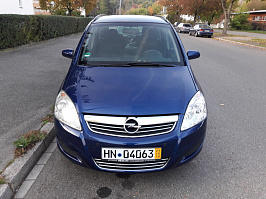 Opel Zafira B 1.9d AT/MT (120 л.с.)